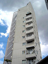 メビウス上本町西レジデンス[9階]の外観