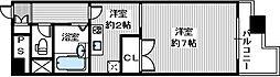 パインリバーI[3階]の間取り