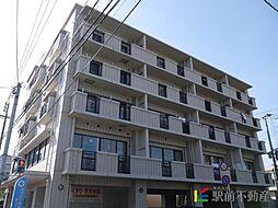福岡県春日市光町1丁目の賃貸マンションの外観