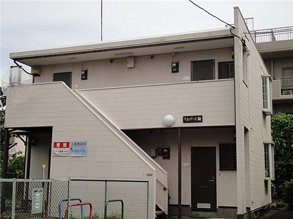 埼玉県入間市東藤沢7丁目の賃貸アパートの外観