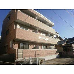 福岡県福岡市西区愛宕南1丁目の賃貸アパートの外観