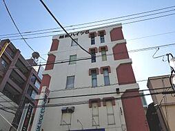 埼玉県熊谷市弥生2丁目の賃貸マンションの外観