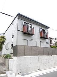 愛知県名古屋市千種区本山町1丁目の賃貸アパートの外観