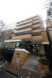 チサンマンション心斎橋II番館[8階]の外観
