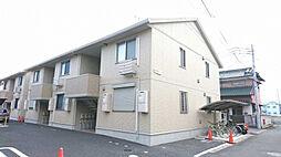 埼玉県春日部市備後東2丁目の賃貸アパートの外観