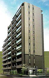 ジェノヴィア隅田川ウエストスカイガーデン[10階]の外観