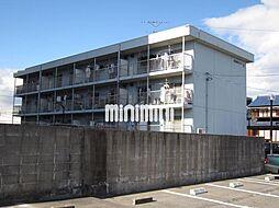 修徳第2コーポ[2階]の外観