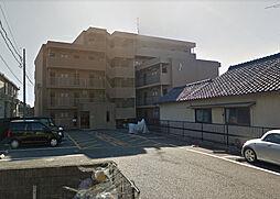 愛知県安城市明治本町の賃貸マンションの外観
