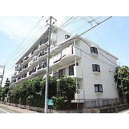 神奈川県相模原市中央区富士見6丁目の賃貸マンションの外観