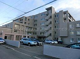 リーベスト伏古[3階]の外観