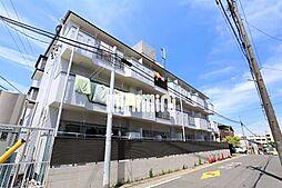 イジマハイツ B棟[1階]の外観