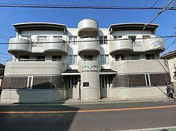 大澤マンション[203号室]の外観