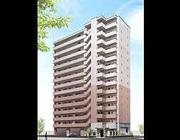 大阪府大阪市淀川区西中島3丁目の賃貸マンションの外観
