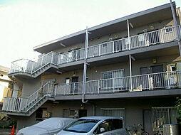 束田マンション[3階]の外観