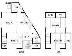 尾上の松駅 4.5万円