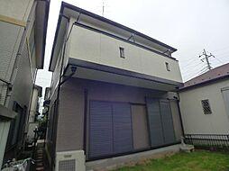 [一戸建] 千葉県松戸市上矢切 の賃貸【/】の外観
