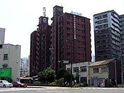 サングレート浅香[202号室]の外観