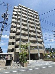広島県広島市安佐南区東原3の賃貸マンションの外観