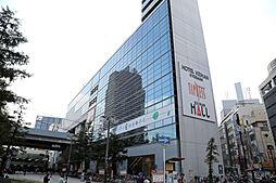 デパート京阪モールまで461m