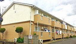大阪府高槻市城南町1丁目の賃貸アパートの外観