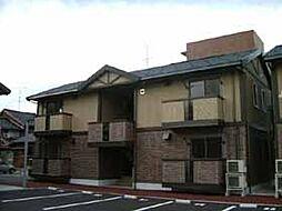 アクアマリン C棟[1階]の外観