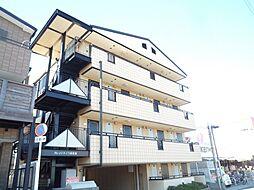 ガレッジハイツ百舌鳥[4階]の外観