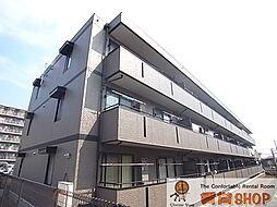 メゾントゥリバーノ[1階]の外観