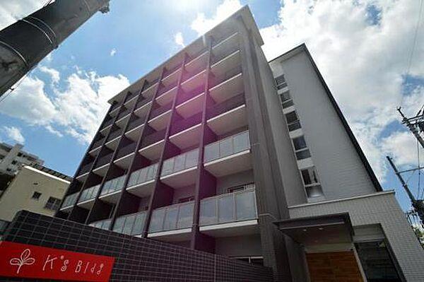 Kビル[8階]の外観