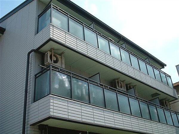 サンハイツ学が丘[3階]の外観