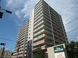 エル・セレーノ上本町レジデンス(Qタイプ)[2階]の外観