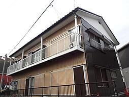 渋谷ハイツ[203号室]の外観
