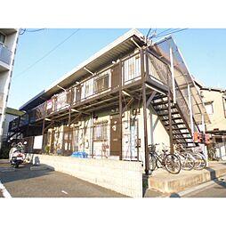 大阪府寝屋川市石津中町の賃貸アパートの外観