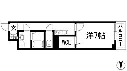 ホメ ラウレア[3階]の間取り