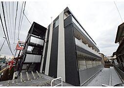 神奈川県藤沢市湘南台6の賃貸マンションの外観