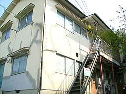 広島県安芸郡府中町浜田3丁目の賃貸アパートの外観