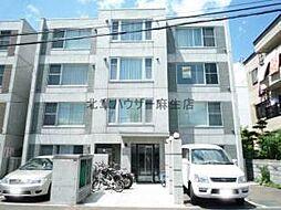 Asabu wing[2階]の外観