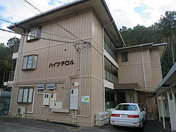 京都府京都市北区衣笠赤阪町の賃貸マンションの外観