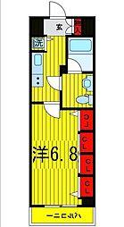Log浅草[11階]の間取り