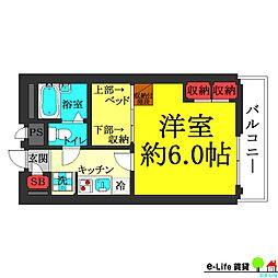 長居駅 4.4万円