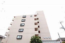 広島県福山市草戸町4丁目の賃貸マンションの外観