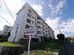 兵庫県明石市大久保町高丘3丁目の賃貸マンションの外観