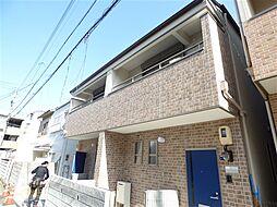 [テラスハウス] 兵庫県神戸市中央区中島通3丁目 の賃貸【/】の外観