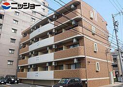 シンフォニー東新町[4階]の外観