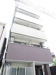 メゾンアーク[1階]の外観