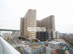 ロイヤルパークスERささしま WEST[11階]の外観