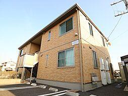 福岡県遠賀郡水巻町吉田西2丁目の賃貸アパートの外観