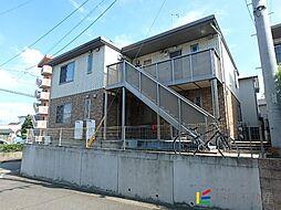 福岡県福岡市早良区有田1丁目の賃貸アパートの外観
