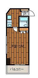 ライオンズマンション相模台第2[4階]の間取り