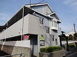 グリーンコートKAWADA[2階]の外観