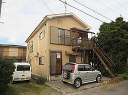 春田貸家[1F号室]の外観